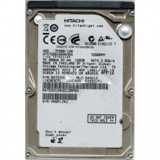 HDD Hitachi 160 GB HTS725016A9A364 2.5""