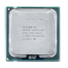 Procesors Intel-Core-2-Duo-E6600-2,4GHz