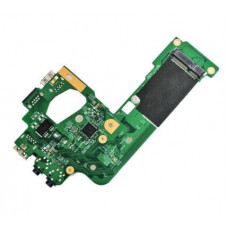 Audio, USB, Enthernet,  plate DQ15 TI IO 10737-2 48.4IE15.021