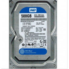 HDD WD 500 GB WD5000AAKX 3.5""